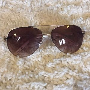 Vintage Juicy Couture aviator sunglasses